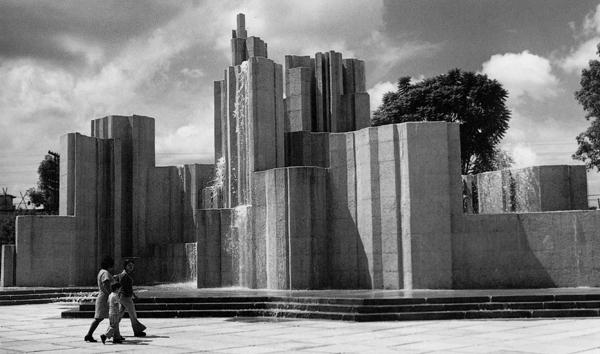 plaza del federalismo