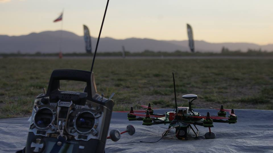 drone deporte