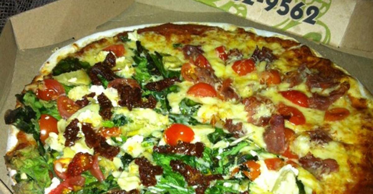 Pizzas Bretta